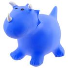 Попрыгун «Носорог» 58 х 28 х 43 см, 1300 г, цвет МИКС