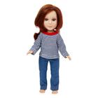 "Кукла ""Арина с веснушками"", 32 см"