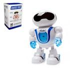 Робот «Танцор», световые и звуковые эффекты, работает от батареек, цвета МИКС