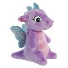 Мягкая игрушка «Дракончик», 16 см, цвет фиолетовый
