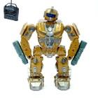 """Робот радиоуправляемый """"Боец"""", световые и звуковые эффекты, в пакете"""