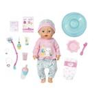 Кукла интерактивная Baby born «Чистим зубки» с аксессуарами, 43 см 827-086