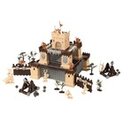 Игровой набор с крепостью «Рыцарский турнир»