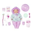 Кукла интерактивная Baby Born «Зимняя», с аксессуарами, 43 см