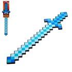Мягкий меч «Крафт», большой, цвета МИКС