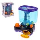 Игровой автомат «Поймай сюрприз», световые и звуковые эффекты