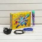 3D ручка 3Dali Plus Comics, ABS и PLA, (KIT FB0021M), трафарет + пластик