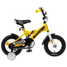 """Велосипед 12"""" Graffiti Spector, цвет жёлтый"""