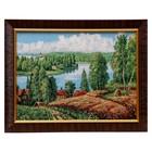O004-30х40 Картина из гобелена  (35х45)