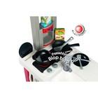 Детская кухня Tefal Studio XL, пузырьки, 34 аксессуара