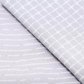 """Набор ткани пэчворк """"Геометрия"""", 50 х 50 см"""