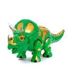 Динозавр-робот «Робозавр», работает от батареек, световые и звуковые эффекты, МИКС, в пакете
