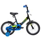 """Велосипед 14"""" Novatrack Twist, 2020, цвет чёрный"""