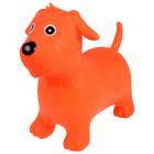 Попрыгун «Собачка», 1300 г, цвета МИКС