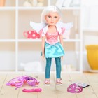 Кукла шарнирная «Бал-маскарад Ангел» с аксессуарами, высота 31,5 см