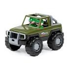 Автомобиль военный «Джип Сафари»