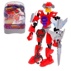 Конструктор-робот «Герой Fenix», 39 деталей