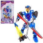 Робот-конструктор «Герой Legion», 39 деталей