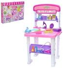 """Игровой набор """"Столик медсестры"""", 2 варианта сборки, 23 предмета, высота 70 см"""