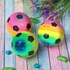 """Мягкий мяч """"Гол"""", цветной , 6,3 см"""
