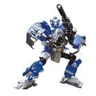 Конструктор-робот «ГИДРОН», 33 детали