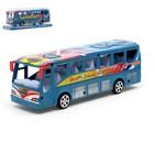 Автобус инерционный «Междугородний», цвета МИКС
