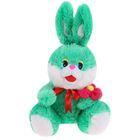 Мягкая игрушка «Зайчик с цветком малый», 20 см, МИКС